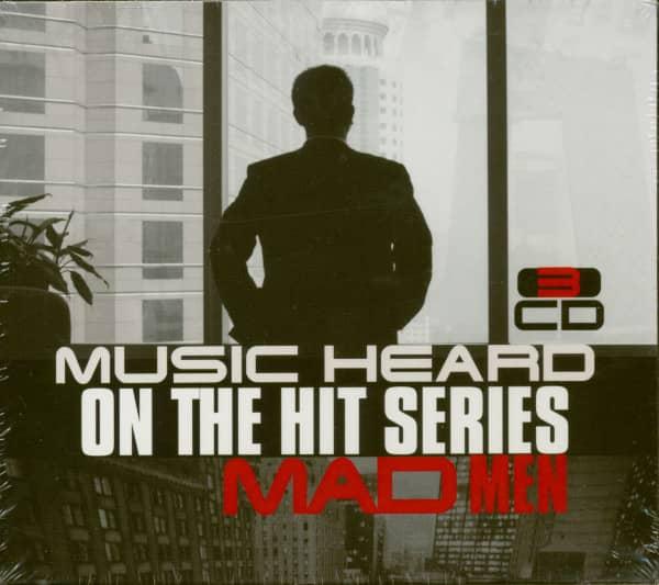 Mad Men - Music Heard On The Hit Series (3-CD)