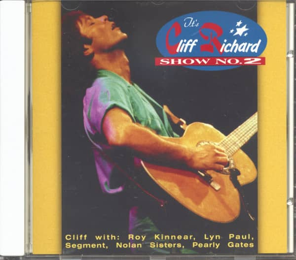 It's Cliff Richard - Show No.2 (CD)