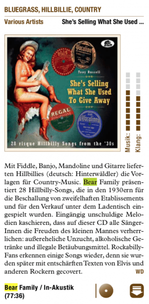 Presse-Archiv-Various-She-s-Selling-What-She-Used-To-Give-Away-stereoplay