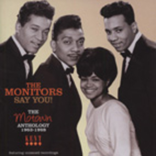 Say You! The Motown Antholog 1963-68