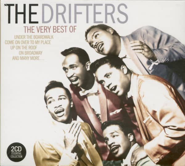 The Very Best Of The Drifters (2-CD)