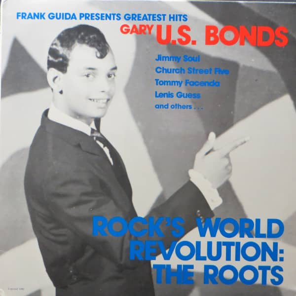 Frank Guida Presents Greatest Hits - Rocks World Revolution: The Roots (LP)