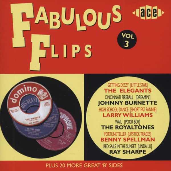 Vol.3, Fabulous Flips