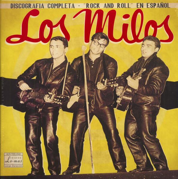 Rock And Roll En Espanol - Discografia Completa (LP)