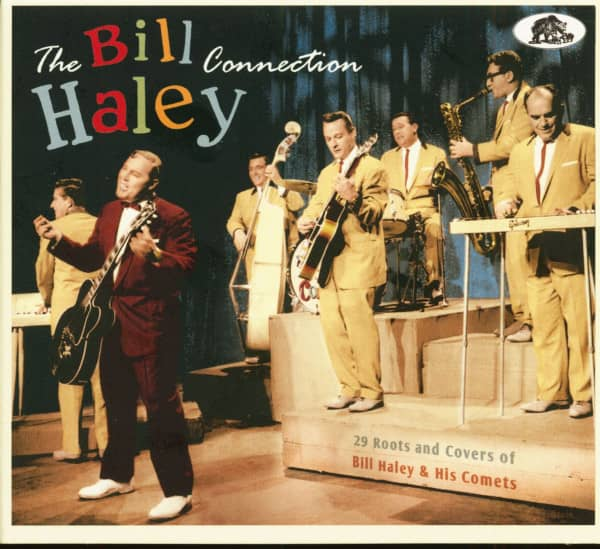The Bill Haley Connection (CD)