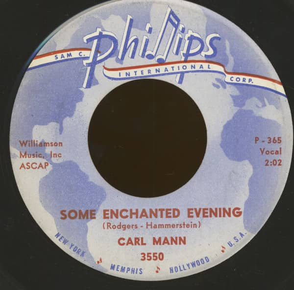 Some Enchanted Evening - I Can't Forget (7inch, 45rpm)