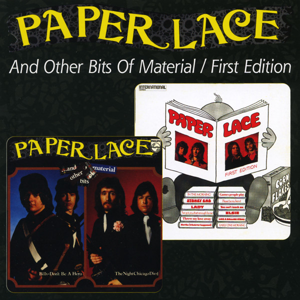And Other Bits Of Material - First Edition 2-CD