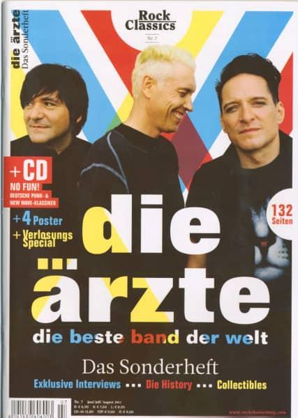Rock Classics Nr.7 - Das Sonderheft (& CD)