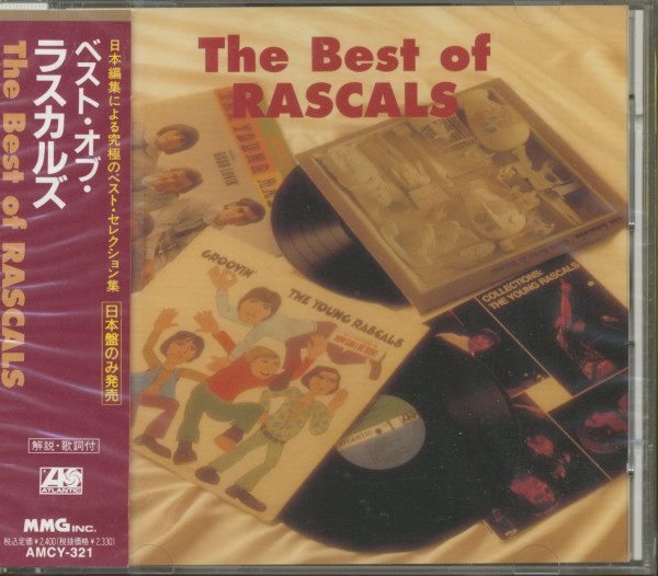The Best Of Rascals (CD)