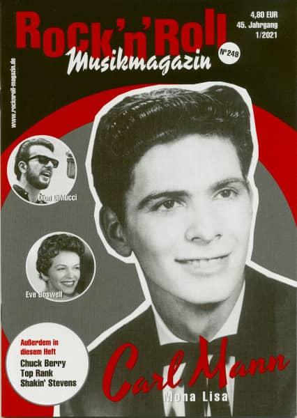 Musikmagazin #249