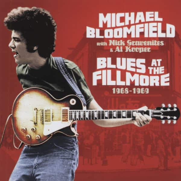 Blues At The Fillmore 1968-69