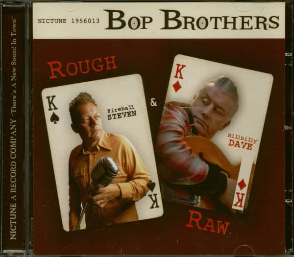 Rough & Raw (CD)
