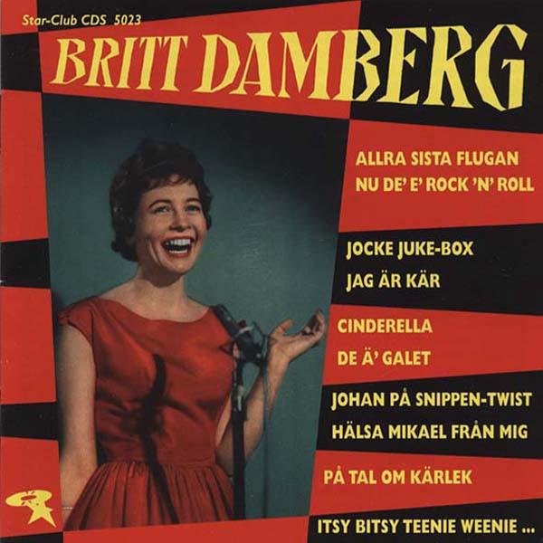 Britt Damberg 1957-1963