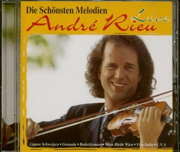 Die Schönsten Melodien - Live (CD)
