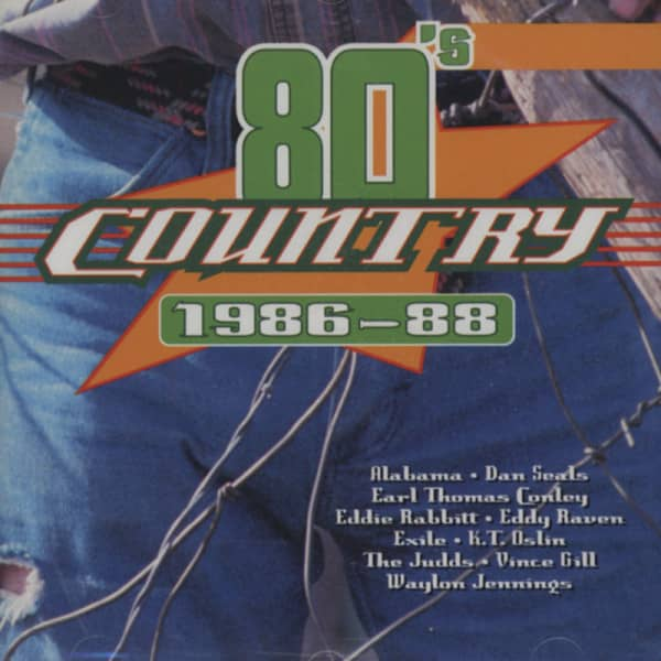 80's Country 1986-88