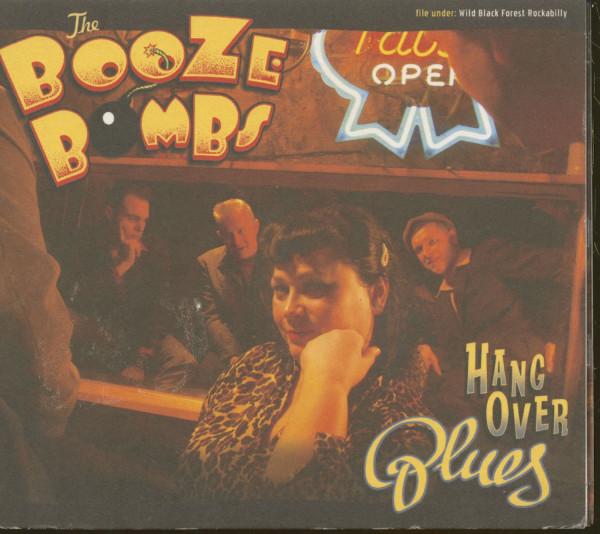 Hang Over Blues (CD)