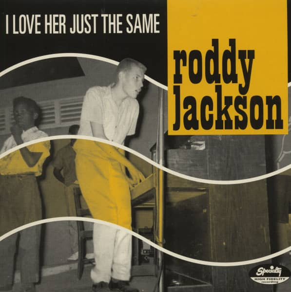 I Love Her Just The Same - I Found A New Girl (7inch, 45rpm, PS, BC)