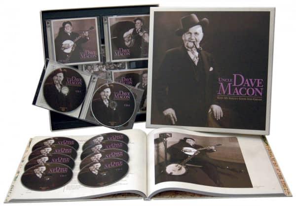 Keep My Skillet... (9CD & 1DVD mit 176-seitigem gebundenem Buch in LP-Grösse)