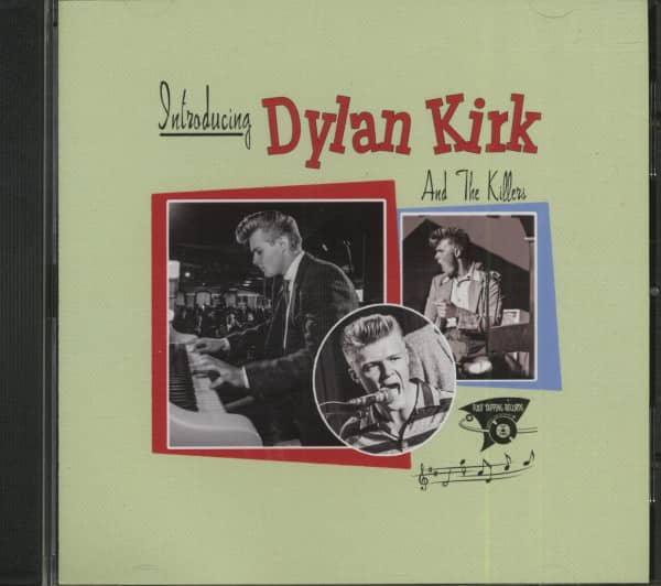 Introducing Dylan Kirk And The Killers (CD)
