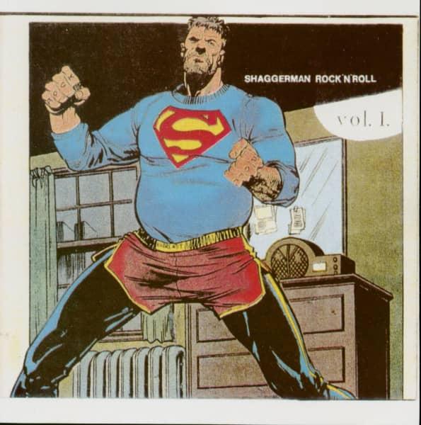 Shaggerman Rock'n'Roll (CD)