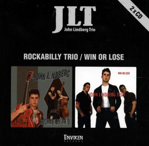 Rockabilly Trio (2006) - Win Or Lose (2007) 2-CD Set