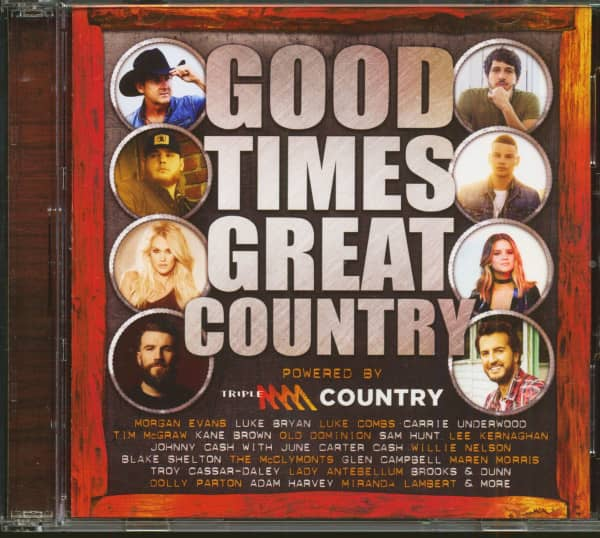 Good Times Great Country (2-CD)