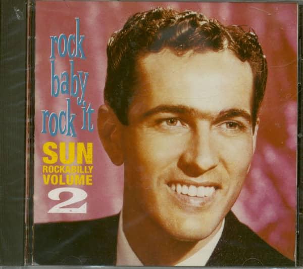 Rock Baby Rock It - Sun Rockabilly Volume 2!