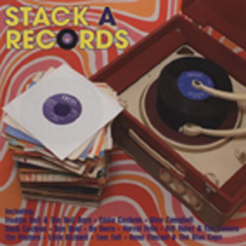 Stack A Records (Crest Label)...plus