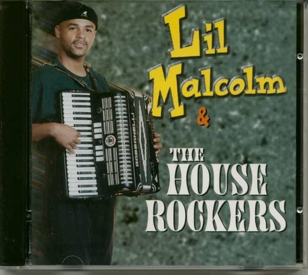 Lil Malcom & The House Rockers (CD)