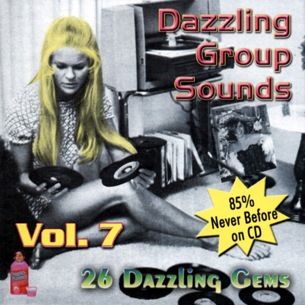 Vol.7, Dazzling Group Sounds