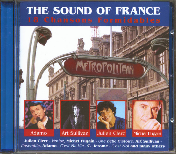 The Sound Of France (CD)