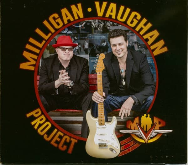 Milligan Vaughan Project (CD)