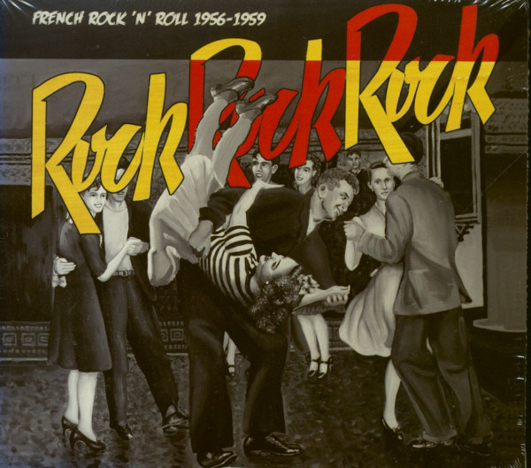 French Rock &ampamp; Roll 1956-59 (CD)