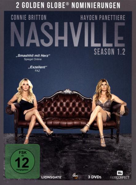 Nashville Season 1.2 (3-DVD)