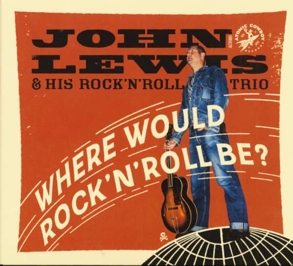 Where Would Rock'n'Roll Be? (CD)