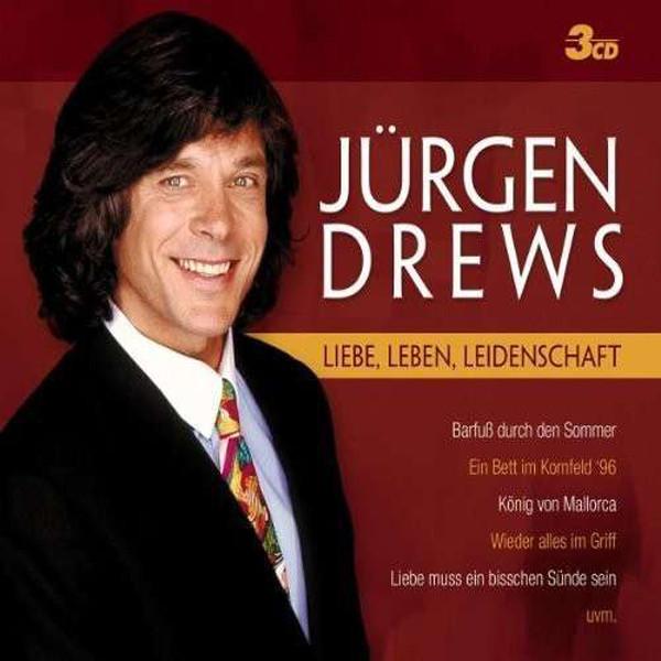 Liebe, Leben, Leidenschaft 3-CD