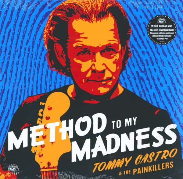 Method To My Madness (LP, 180 Gram Vinyl)