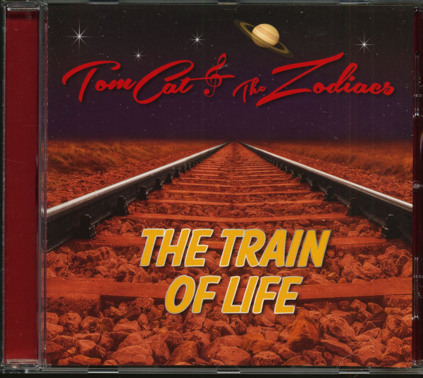 The Train Of Life (CD)