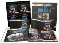 Geschichte der Popmusik   (52-CD)