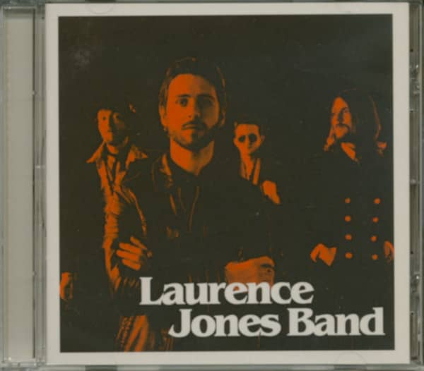 Laurence Jones Band (CD)