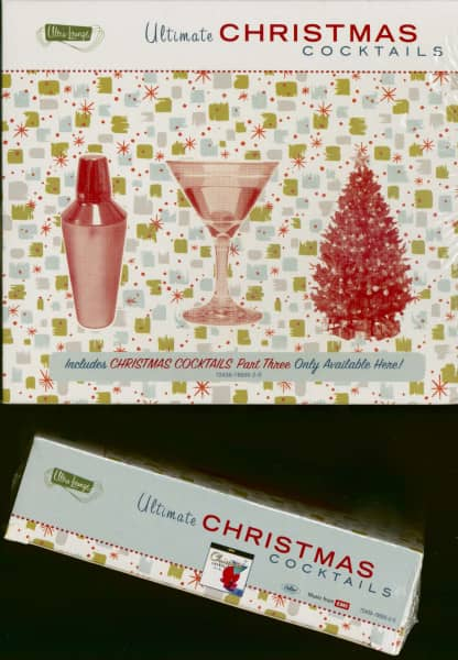 Ultra Lounge - Christmas Cocktail 3-CD