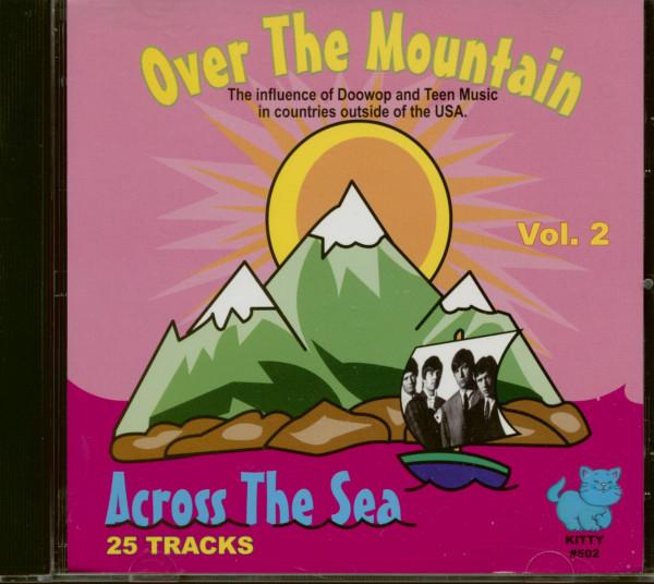 Over The Mountain, Across The Sea Vol.2 (CD)