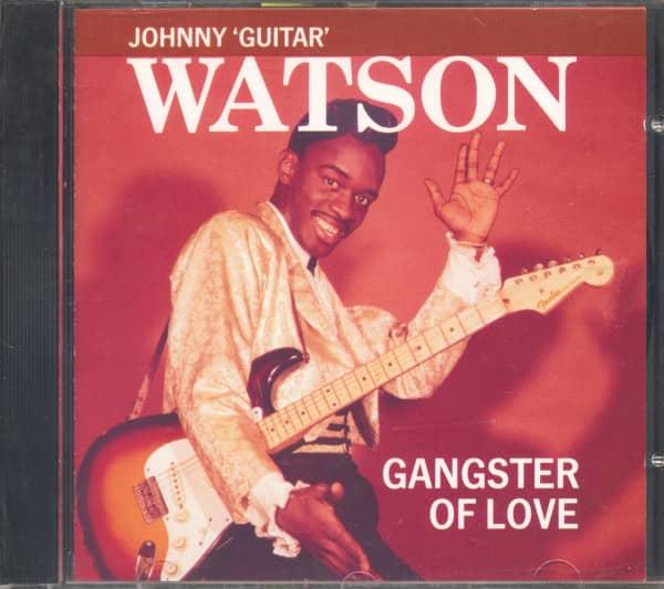 Gangster Of Love (CD)