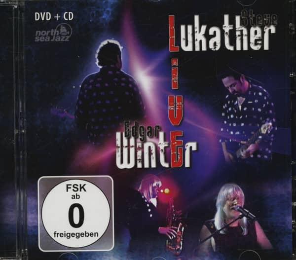 Live At North Sea Festival 2000 (CD & DVD)