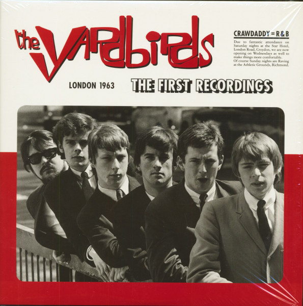 London 1963 - The First Recordings (LP, 180g Vinyl, 45rpm)