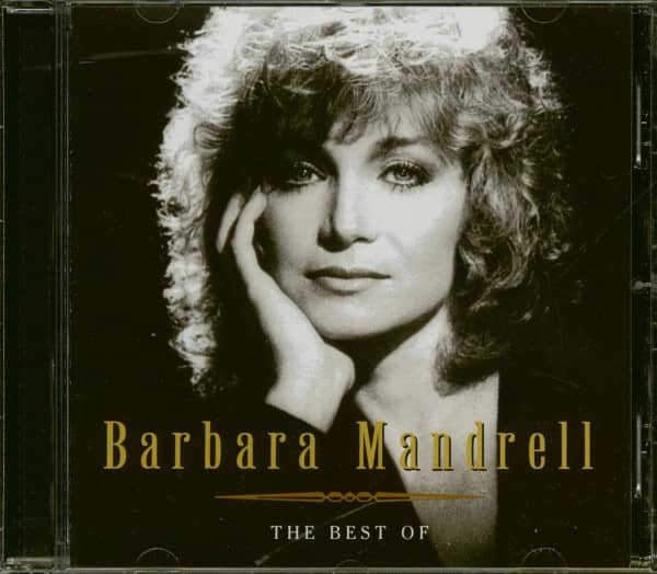 The Best Of Barbara Mandrell (CD)