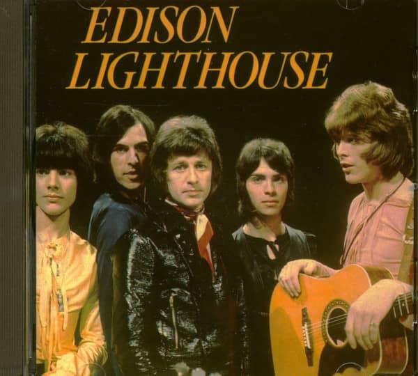 Edison Lighthouse (CD)