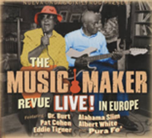 The Music Maker Revue Live! In Europe