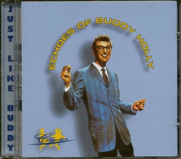 Echoes Of Buddy Holly (CD)