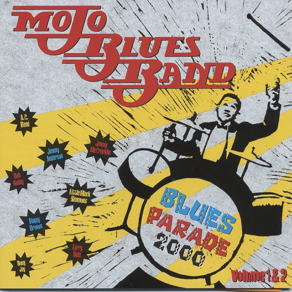 Blues Parade 2000 (2-CD)